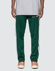 Palm Angels Classic Track Pants Green