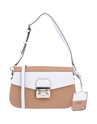 Guess Handbags Camel