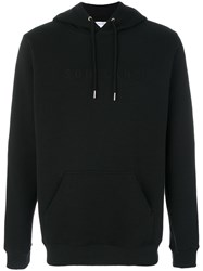 Soulland Classic Hoodie Cotton Polyester S Black