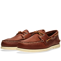 Sperry Topsider Authentic Original 2 Eye Tan