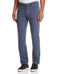 J Brand Kane Straight Fit Pants Keckley Evening Blue