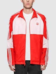 Adidas Originals Oyster Holdings X Track Jacket Red