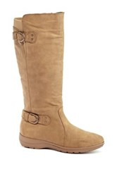 Fashion Focus Nu Born Tall Boot Beige