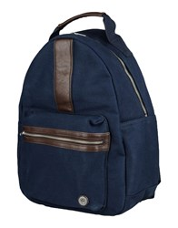 Ben Sherman Bags Rucksacks And Bumbags Men Dark Blue