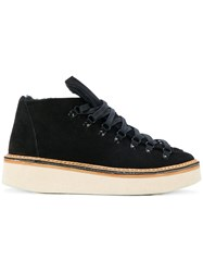 Flamingos Trabendo Sneakers Black