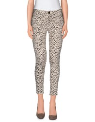 Hotel Particulier Trousers Casual Trousers Women Beige