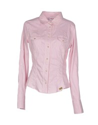 Met In Jeans Shirts Shirts Women Pink