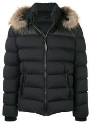 Mackage Quilted Padded Jacket Black
