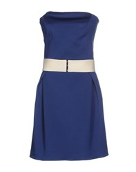 Kocca Dresses Short Dresses Women Blue