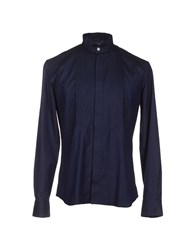 Tonello Shirts Shirts Men Dark Blue
