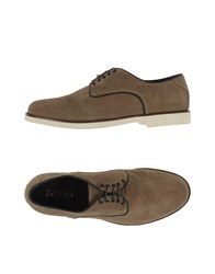 Alexander Hotto Footwear Lace Up Shoes Men Dark Brown