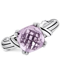 Peter Thomas Roth Lavender Amethyst Ring 4 Ct. T.W. In Sterling Silver