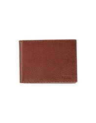 Gianfranco Ferre' Wallets Dark Brown