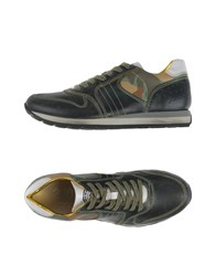 Primabase Footwear Low Tops And Trainers Men Green