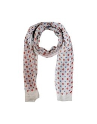 Roda Oblong Scarves Beige