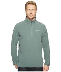 Columbia Ridge Repeat Half Zip Fleece Pond Men's Sweatshirt Green