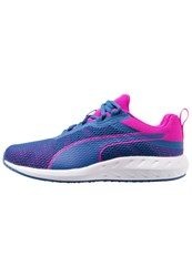 Puma Flare 2 Sports Shoes Ultra Magenta True Blue Black