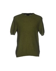 Relive Sweaters Military Green