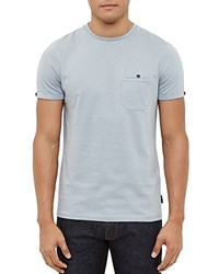 Ted Baker Cress Spotted Tee Light Gray
