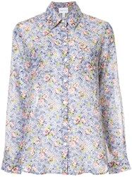 Alice Mccall Lady Shirt Blue