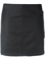 Alyx Lateral Patch Pockets Skirt Black