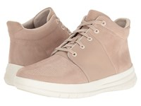 Fitflop Sporty Pop X Lizard Print High Top Nude Pink Women's Shoes