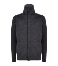 Nike Tech Fleece Jacket Male Dark Grey