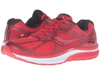 Saucony Omni 15 Race Day Red Men's Running Shoes