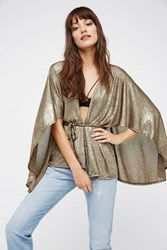 Free People Womens Age Of Aquarius Half Moon