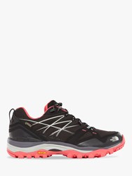 The North Face Hedgehog Fastpack Gtx Waterproof 'S Hiking Shoes Tnf Black Atomic Pink