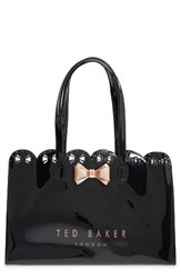 Ted Baker London Icon Core Tote Black Jet