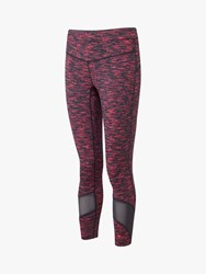 Ronhill Infinity Cropped Running Tights Pink