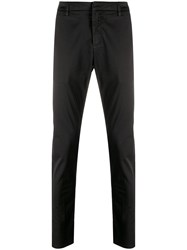 Dondup Tapered Leg Slim Fit Trousers 60