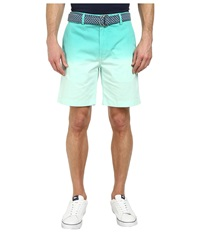 Vineyard Vines Dip Dyed Island Shorts Aquinnah Aqua Men's Shorts Blue