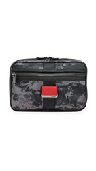 Tumi Alpha Bravo Reno Travel Kit Charcoal