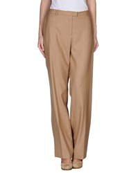 Laurel Trousers Casual Trousers Women Camel