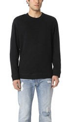 Naked And Famous Long Sleeve Double Faced Shirt Black