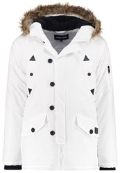 Your Turn Winter Jacket White