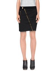 Dekker Skirts Mini Skirts Women Black