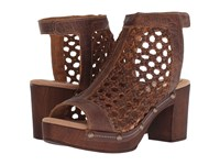 Sbicca Epiphany Brown Clog Mule Shoes