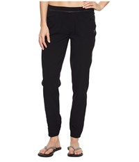 Mountain Hardwear Right Bank Scrambler Pants Black Women's Casual Pants