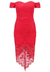 Jarlo Amie Cocktail Dress Party Dress Red