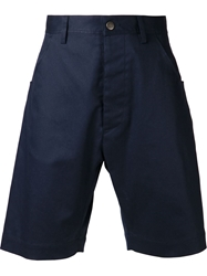 Vivienne Westwood Chino Shorts Blue