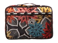 Lesportsac Luggage Small Packing Pouch Caraway Floral Travel Pouch Multi