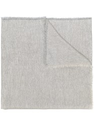 Blanca Wide Size Scarf Nude And Neutrals