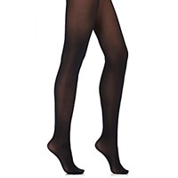 Wolford Women's Velvet De Luxe Tights Black Blue Black Blue