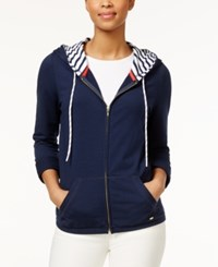 Tommy Hilfiger Zipper Front Hoodie