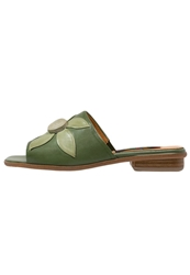Everybody Sandals Olivia Pistacchio Corda Green