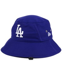 New Era Los Angeles Dodgers Clubhouse Bucket Hat Blue