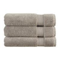 Christy Tempo Towel Silver Grey